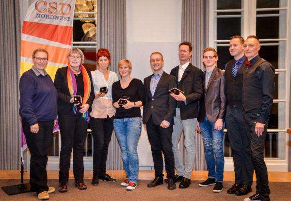 Goldmarie 2017 - Preisverleihung