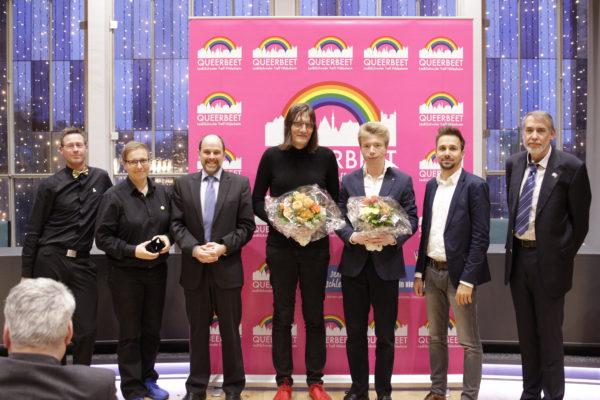 Goldmarie 2018 - Preisverleihung