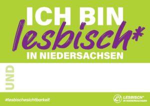 Kampagnen-Postkarte grün